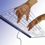 bezwzrokowe pisanie na klawiaturze