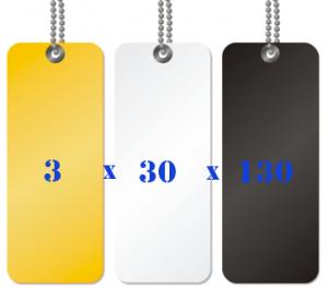 Zasada 3 x 30 x 130