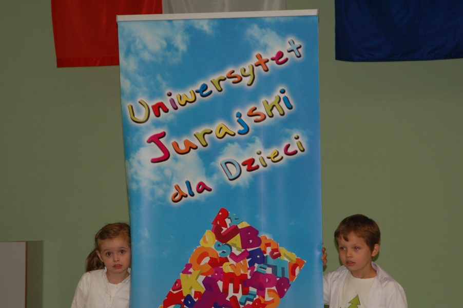 Wykład na Uniwersytecie Jurajskim - Waldek Łoszek